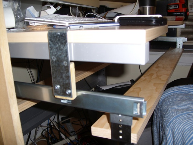 Keyboard Drawer No
