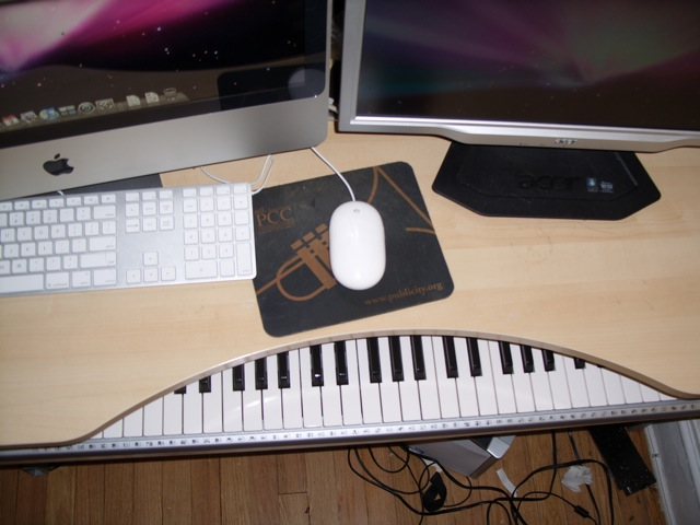 Birdseye Keyboard Drawer